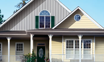 vinyl siding installation Salt Lake City
